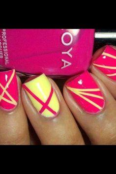 Nail design diy