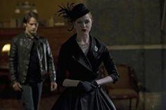 Trashy Diva Courtney Coat on True Blood. #trashydivacourtneycoat