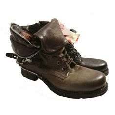 Low stylish boots for women, by Italian brand Airstep-A.S.98