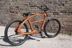 wood bike beach cruiser - Pesquisa Google