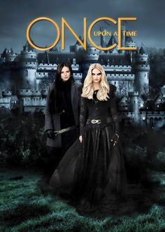 Awesome Regina and Emma on an awesome Once poster