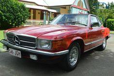 1983 Mercedes-Benz 380SL R107