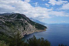 Croatian Coastline by MrKotek