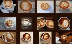 Café Don Armando: Arte del café con leche