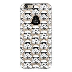 iPhone 6 Plus/6/5/5s/5c Case - Star Wars / Stormtrooper pattern (53 AUD) ❤ liked on Polyvore featuring accessories, tech accessories, iphone case, slim iphone case, print iphone case, apple iphone cases and iphone cover case