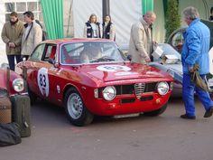NUMERO 13: Cuore sportivo . tour auto 2005
