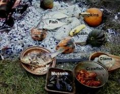 Historic Native American Foods of the Northeast