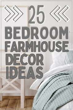 Farmhouse style bedroomsdecorating ideas for your home. Home Decor   Room Decor   Bedroom   Master Bedroom   Farmhouse Bedroom Furniture   Farmhouse Style Bedrooms   Bedroom Furniture Design   Master Bedroom   Farmhouse Decor   Bedroom Designs   Farmhosue Ides   Country Bedrooms   Modern Bedroom   Master Bedroom Design   Contemporary Bedroom   Small Bedrooms   Master Suite   Farmhouse Style Master Bedroom   Bedroom Ideas Farmhouse Style   Modern Farmhouse Bedroom   Decorating Ideas Home