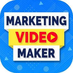 Marketing Tools, Digital Marketing, App Marketing, Video Maker App, Ad Maker, App Of The Day, Spice Things Up, The Creator