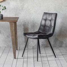 Dalton Grey Chairs