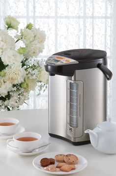 Our brand new water boiler! VE® Hybrid Water Boiler & Warmer CV-DCC40/50 http://www.zojirushi.com/products/cvdcc