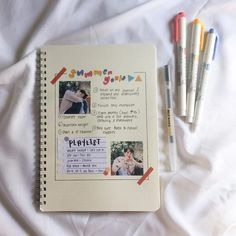 Bullet Journal Notes, Bullet Journal Aesthetic, Bullet Journal Ideas Pages, Bullet Journal Spread, Bullet Journal Inspiration, Journal Pages, Scrapbook Journal, Journal Layout, My Journal