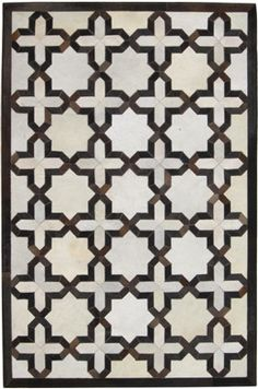 Handcrafted Cowhide Patchwork Rugs, Plant Sourced Sisal Rugs and over 800 contemporary and modern rugs. Contemporary Area Rugs, Modern Rugs, White Cowhide Rug, Madison Brown, Trellis Pattern, Patchwork Rugs, Traditional Area Rugs, Cow Hide Rug, White Area Rug