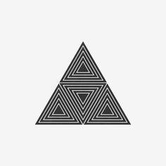 #MI15-204  A new geometric design every day.