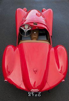 1954 Ferrari Stanguellini Barchetta #FerrariFriday! #spon