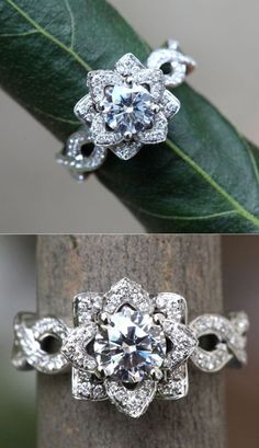 20 STUNNING ENGAGEMENT RINGS THAT WILL BLOW YOU AWAY: #18. 1.50 Carat Fancy Diamond Wedding Engagement Ring