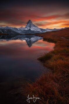 The Matterhorn by James Binder - Photo 153761129 - 500px
