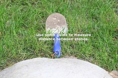 I recently read somewhere about a quick way to make stepping stones and decided to try it. The more I thought about what I read, I realized I could do it even '…