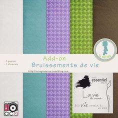 FREEBIE : Addon-Bruissements-de-vie-by-margote - Free-digiscrap.com : le digiscrap gratuit ! The free digiscrap resource !