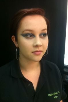 House of Holland A/W 14 Catwalk Eye Inspired Look
