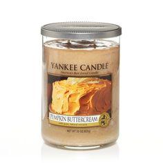 Pumpkin Buttercream : Large 2-Wick Tumbler Candles : Yankee Candle
