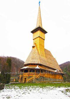 Iglesia-madera-Maramures