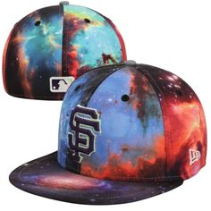 New Era San Francisco Giants Galaxy 59FIFTY Fitted Hat - Multi 15c4d28914c16