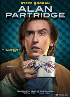 Alan Partridge, the famous local radio DJ and TV host, finds himself at the center of a siege, when a disgruntled fellow DJ decides to hold their station hostage after learning that he's getting fired when the new owners decide to convert the station to talk radio.  Comedy, Rated R, 90 min.  http://ccsp.ent.sirsi.net/client/hppl/search/results?qu=partridge+coogan&qf=ITEMCAT3%09Format%091%3ABLU-RAY%09Blu-Ray+||+1%3ADVD%09DVD&lm=HPLIBRARY&dt=list