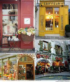 quaint shops | Quaint Shops & Cafes