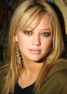 Image detail for -... Bangs on Medium Hair | Mid Length Hair Styles-Medium Length Hairstyles