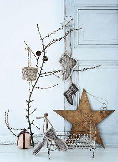 Elementos rústicos para decorar | Eu Decoro