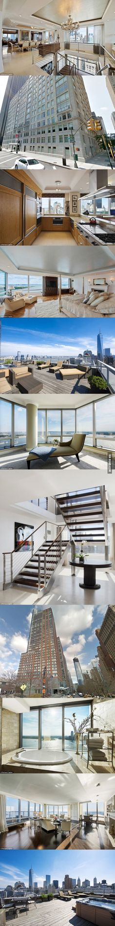 most expensive apartment in new york