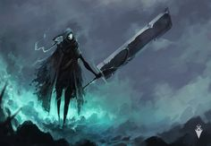 Shattered - Wanderer by Y-mir.deviantart.com on @DeviantArt