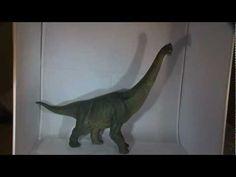 A Review of the Papo Brachiosaurus Dinosaur Model by Everything Dinosaur.