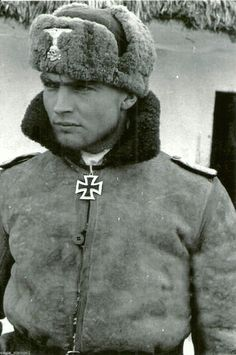 Max Wünsche April 1914 — 17 April was a SS-Standartenführer in the Waffen-SS during World War II who was awarded the Knight's Cross of the Iron Cross with Oak Leaves.