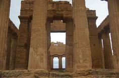 Templo de Juno Agrigento, Sicília