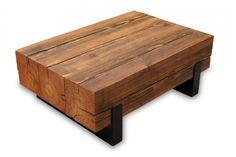 Stolik z belek drewno Loft Live Edge Loft, Table, Furniture, Home Decor, Decoration Home, Room Decor, Lofts, Tables, Home Furnishings