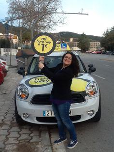 hora-voy de la setmana KRYSTEL RODRIGUEZ!#hoyvoy #autoescuela #autoescuelas #barcelona #granollers