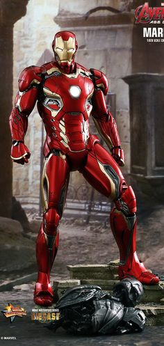 Avengers: Age of Ultron | Iron Man MK XLV  To whom it may concern: my birthday is in 10 weeks so...