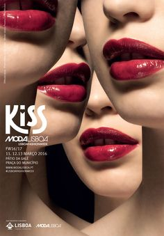 ModaLisboa - Lisboa Fashion Week - MODALISBOA KISS