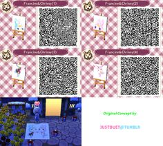 Animal crossing the snow and murals on pinterest for Animal crossing mural