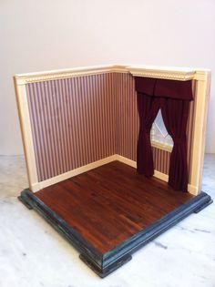 Dollhouse 1:12 Scale Miniature Roombox