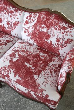 Tree of Life Toile fabric