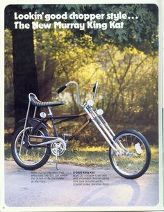 I remember this Bike and Wanting one really Bad! Just got chills.from the flashback