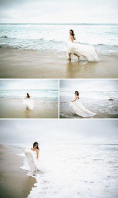 Anniversary Shoot // shipwrecked beach wedding images: Tamara Lockwood Photography