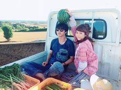 """ep.8, BTS, Kento Yamazaki x Mirei Kiritani, J drama """"Sukina hito ga iru koto (A girl & 3 sweethearts)"""", Sep/05/2016"""