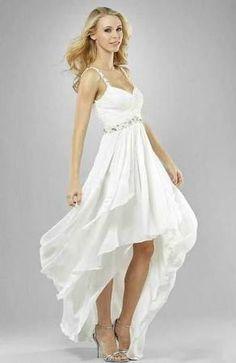short style wedding dresses - Google Search