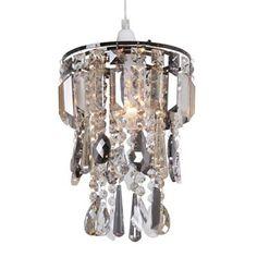 Home Collection 'Addison' easy fit light shade | Debenhams