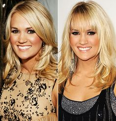 Carrie Underwood  | Kenra Professional Celebrity Hairstyle Makeover Inspiration