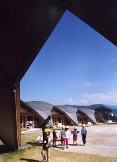Architect: Shuhei Endo  Location: Osaka, Japan  Year built: 2009